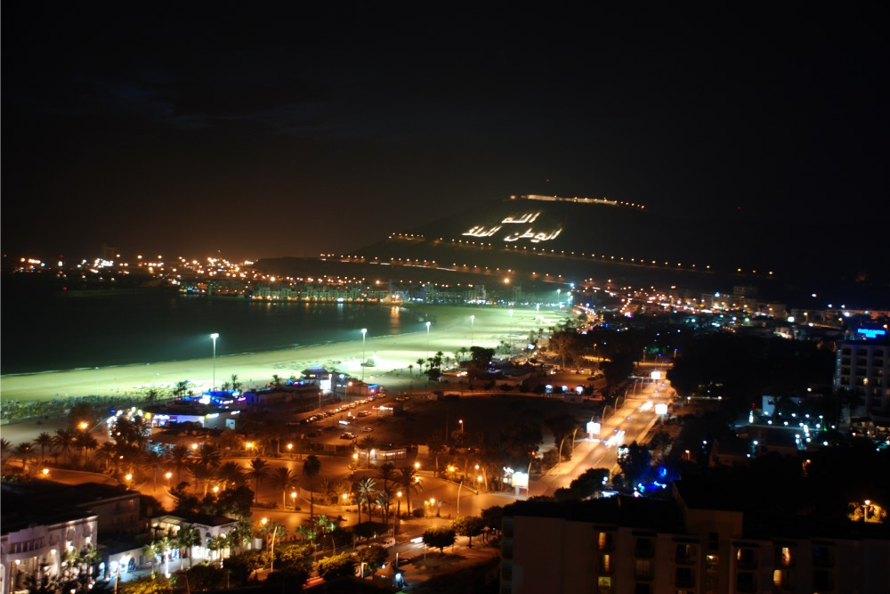 Agadir Morocco Anezi Tower Hotel DSC_0245